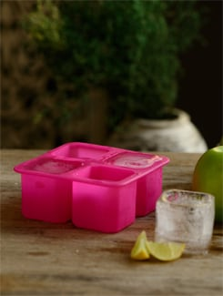 Pink Ice Shot Glass Mould - Master Kitchen