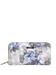 Wallet In Feminine Floral Print - Toniq