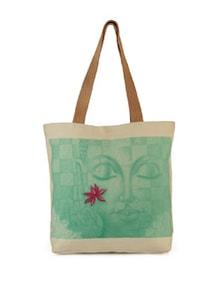 Emerald Buddha Bag - The House Of Tara