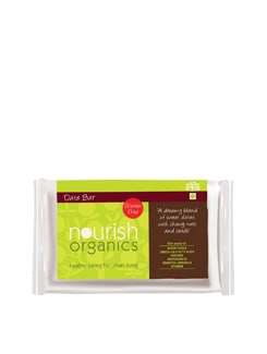 Date Bar - Nourish Organics