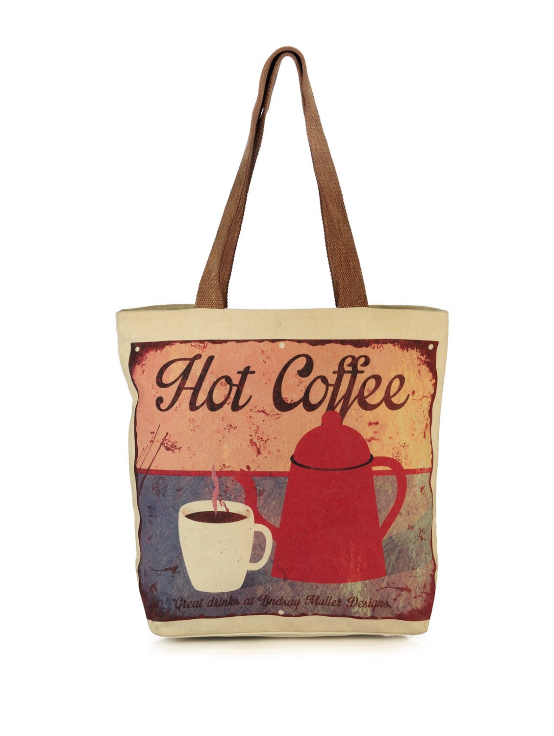 Hot Coffee Handbag - The House Of Tara