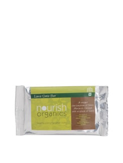 Lime Date Bar - Nourish Organics