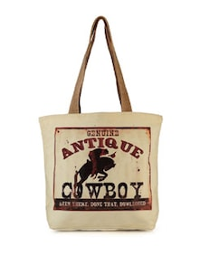 Antique Cowboy Handbag - The House Of Tara