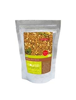 Brown Rice Snacks - Nourish Organics