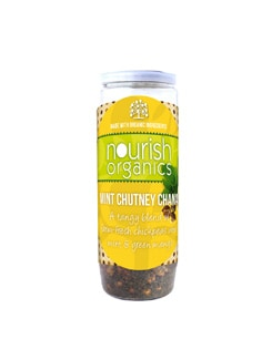 Mint Chutney Chana - Nourish Organics