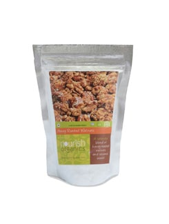 Honey Roasted Walnuts - Nourish Organics