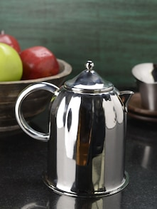 Dome Coffee Tea Pot - Arttd'inox