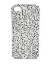 Designer Mosiac Cover In White And Black - Case-gear