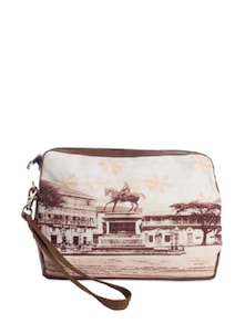 Kala Ghoda Travel Pouch - The Bombay Store