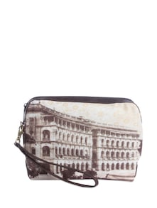 Elphinstone Circle Travel Pouch - The Bombay Store