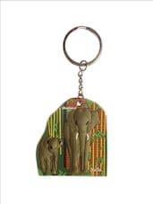 Elephant Keychain - The Bombay Store