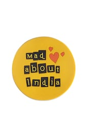 Mad About India Magnet - The Bombay Store