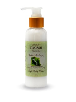 Lily Of The Valley Light Body Lotion - NYASSA