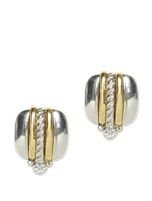 Crown Regalia Earrings - YOUSHINE