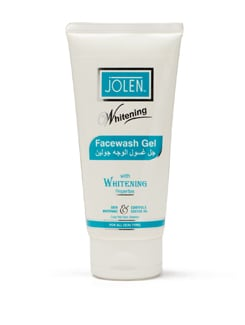 Whitening Face Wash Gel (150ml) - Jolen