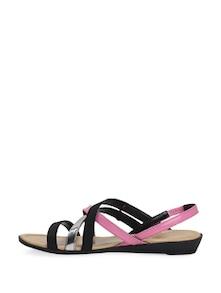 Chic Strappy Sandals - La Briza