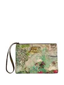 Kingdom Of Dreams Utility Pouch - India Circus