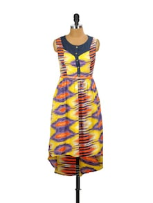 Summer Saunter Multicolour Dress - Mishka