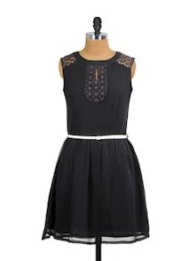 Black Beauty Dress - Mishka