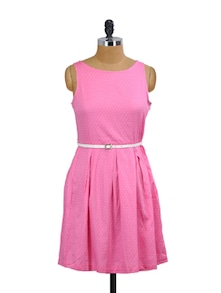 Pretty In Pink Dress - Mishka