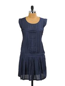 Nightingale Navy Summer Dress - Mishka