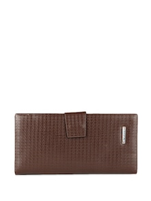 Wallet In Chic Brown - Lino Perros