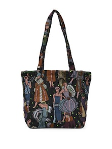 Sequined Multicolour Bag - Art Forte