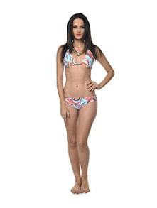 Colourful Print Bikini - Holidae