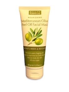 Mediterranean Olive Peel Off Mask - Beauty Formula