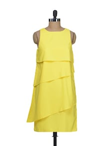 Hello Yellow Summer Dress - Shimaya