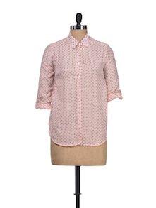 Summer Sassy Cotton Shirt - Silk Weavers