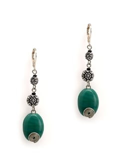 Green Floral One - Eesha Zaveri; Jewellery By Design