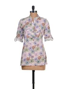 Floral Shirt - Meee