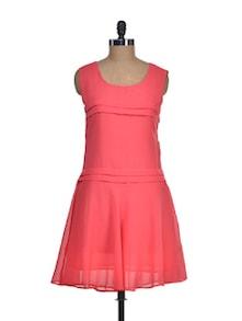 Pink Summer Dress - Tapyti