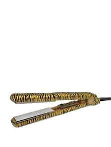 Corioliss City Style Gold Zebra Titanium Hair Straightener - Corioliss