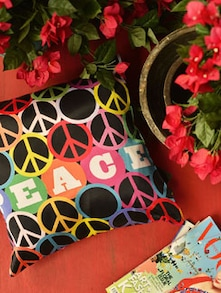 Colourful Cushion Cover - Yolo By Spread