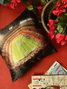 Soccer Struck Cushion Cover - Yolo By Spread
