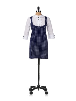 Mary Jane Polka Dot Dress - RIGOGLIOSO
