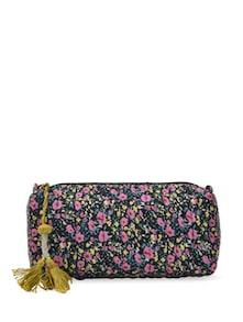 Multipurpose Floral Print Bag - ETHNIC