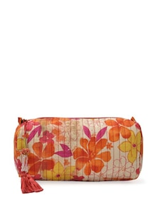 Orange And Pink Multipurpose Ethnic Bag - ETHNIC