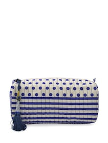 Dots And Stripes Multipurpose Bag - ETHNIC