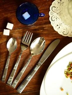 Little Diana Kitchen Tools- Basting Spoon Perforated - SHRI & SAM