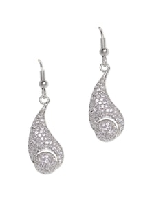 Sparkling Crystal Earrings - Mirage Creations