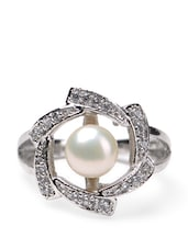 Pearl Ring -  online shopping for rings