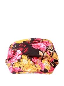 Multi Coloured Floral Cap - Addons