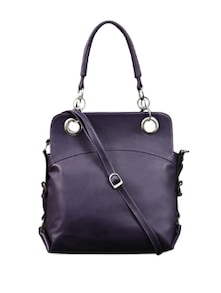 Exotic Purple Handbag - FOSTELO