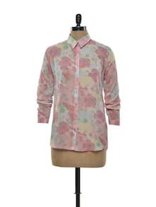 Pastel Pink Shirt - Purys