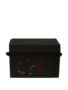 Kids Storage Box With Car Graphic (Medium) - Uberlyfe