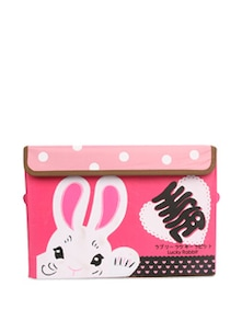 Rabbit Print Storage Box(Medium) - Uberlyfe