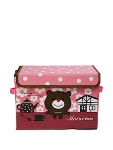 Pink Bear Storage Box(Medium) - Uberlyfe